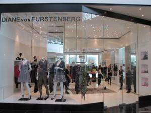 Diane Von Furstenberg Dubai Boutique