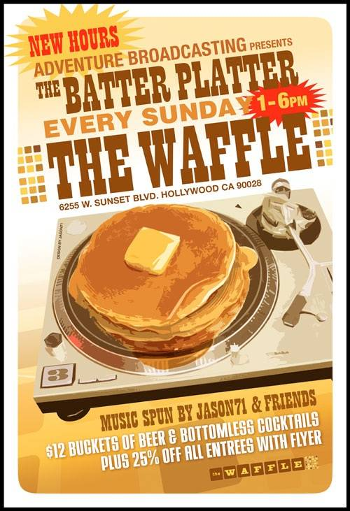 the waffle pic