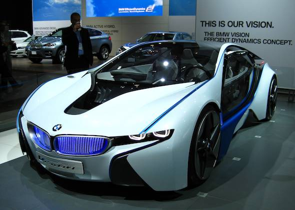 BMW Enters Electric Sports Car Chase - Haute Living