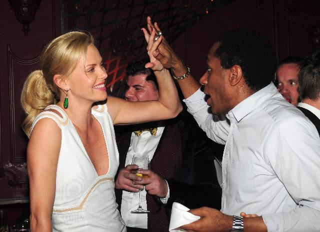 Charlize & Mos Def