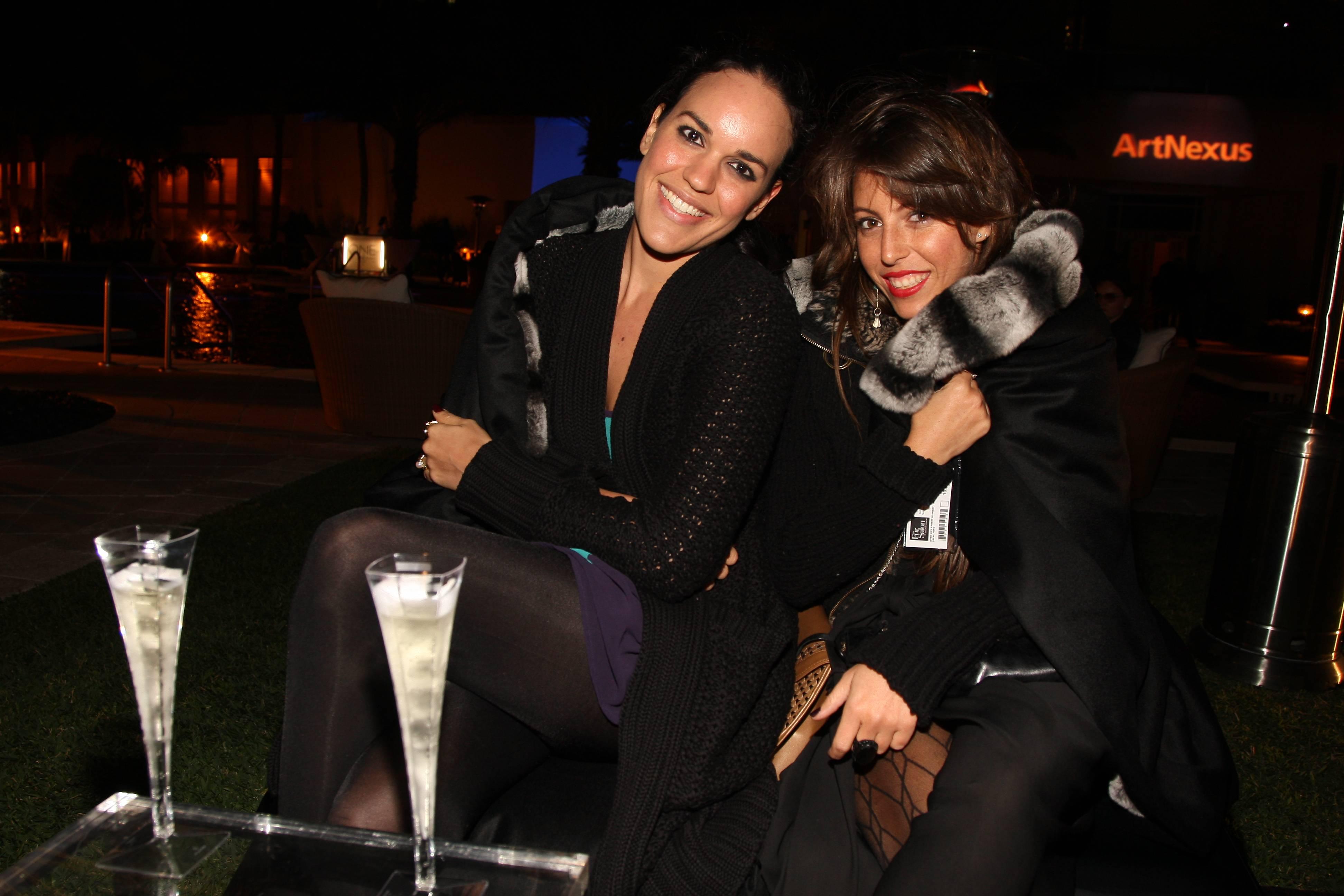 Daniela Frewa, Melanie Levi