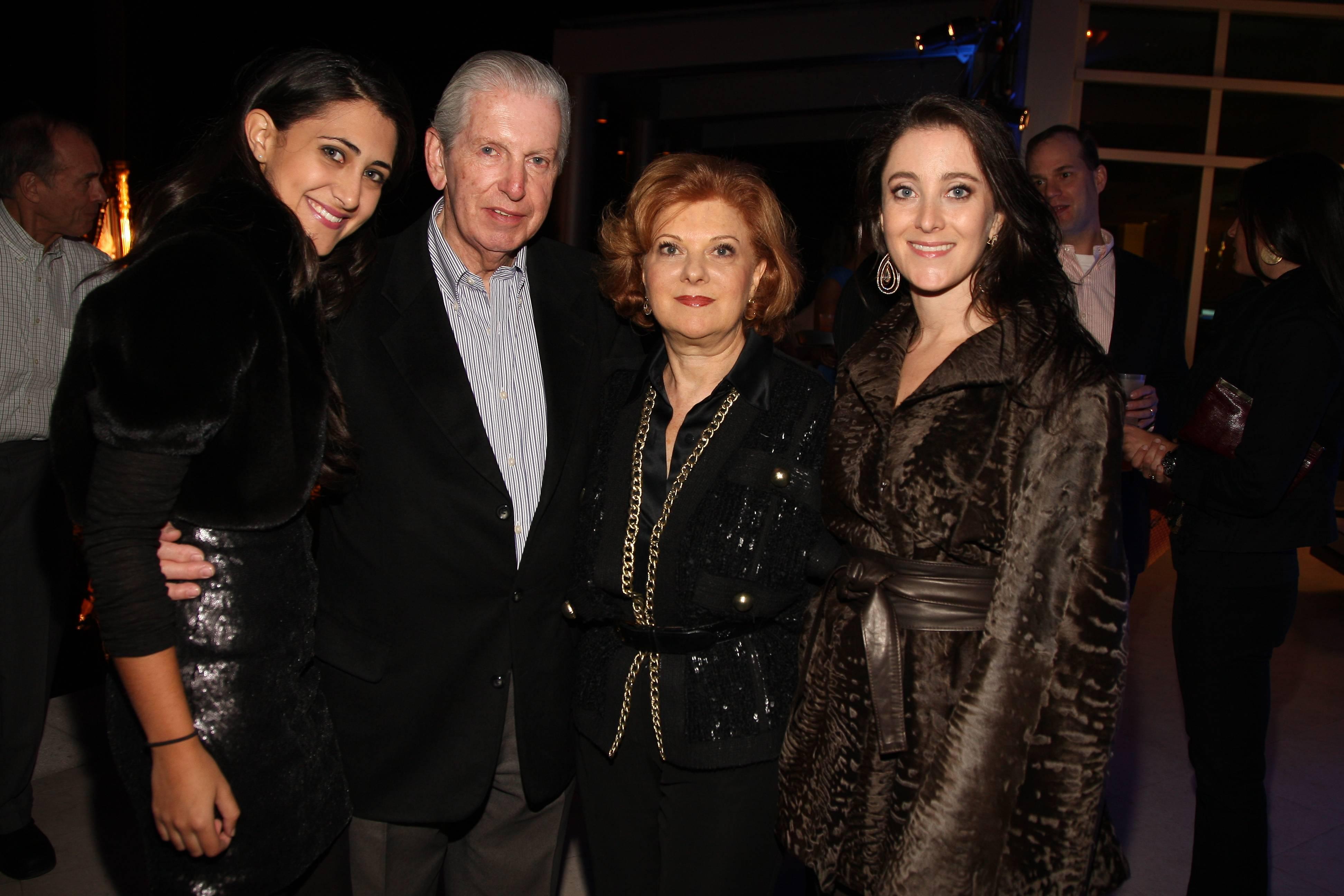 Diannie, Mr.& Mrs.Birbragher,Susanne Birbragher