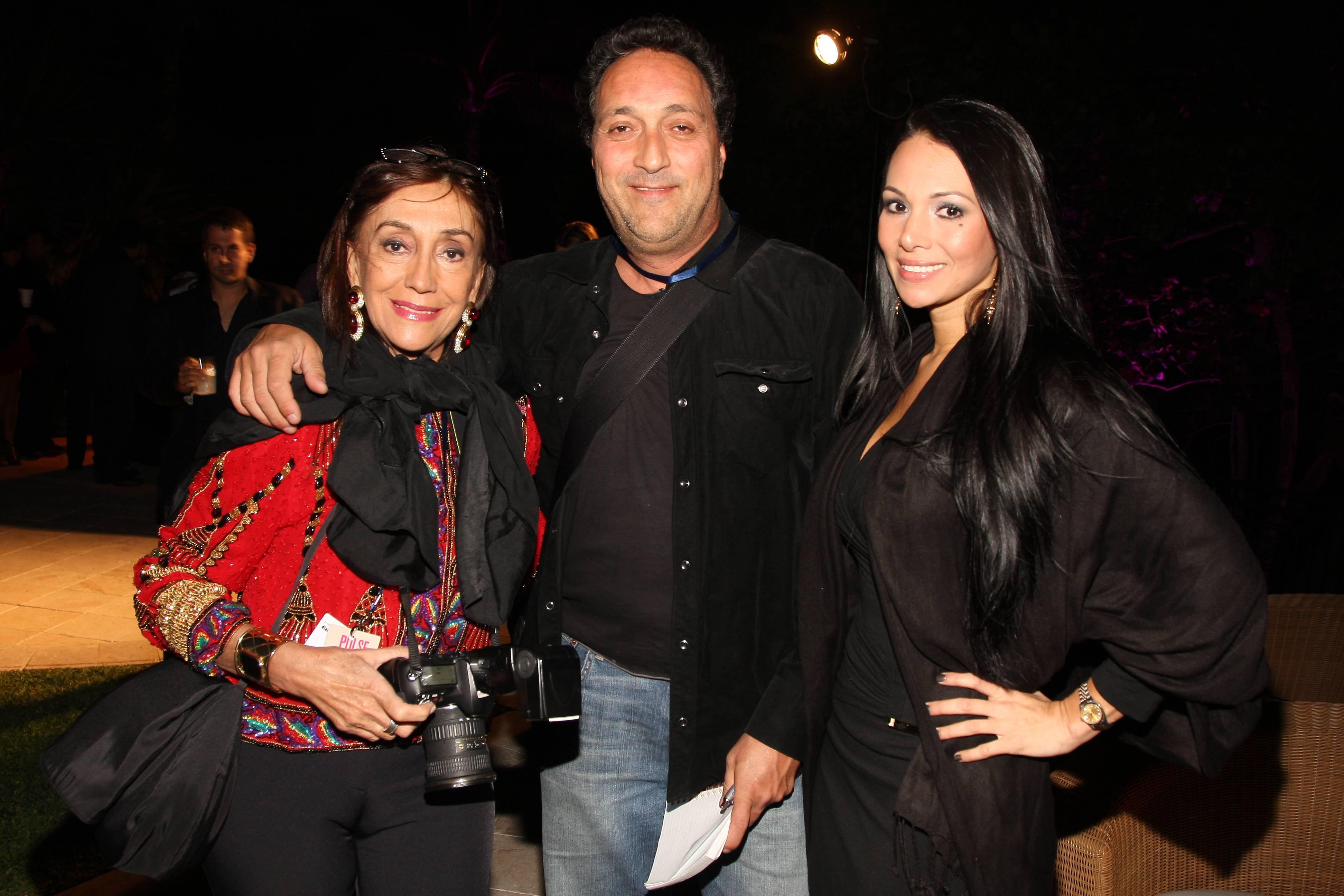 Dora Franco, Santiago Bernal, Maria Herrera