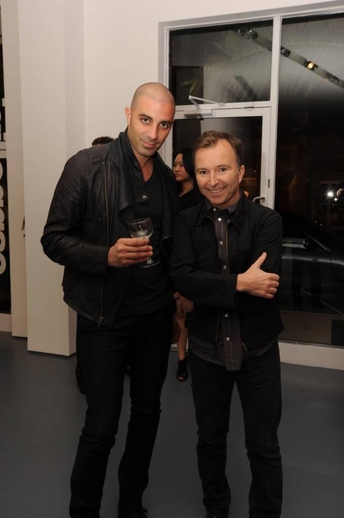 Dror Benshetrit and Tony Chambers