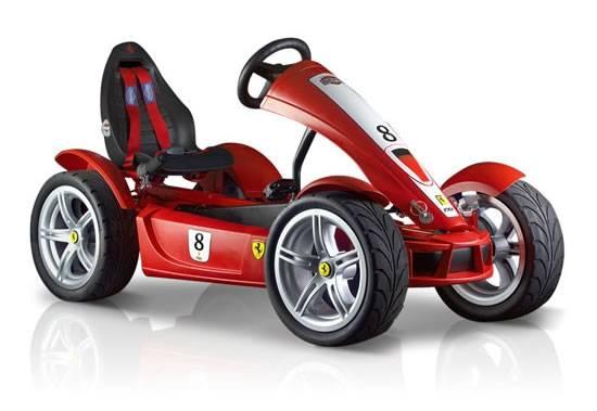 Ferrari-FXX-Racers-Pedal-Go-Kart