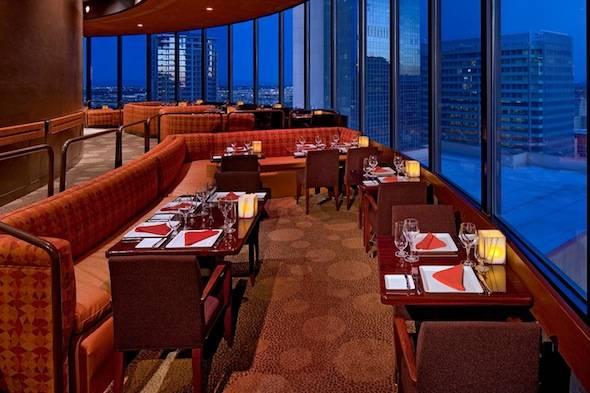 Hyatt-Regency-Phoenix-Compass-Restaurant