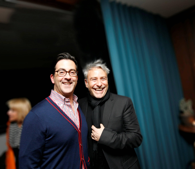 Isaac Franco, Ken Kaufman
