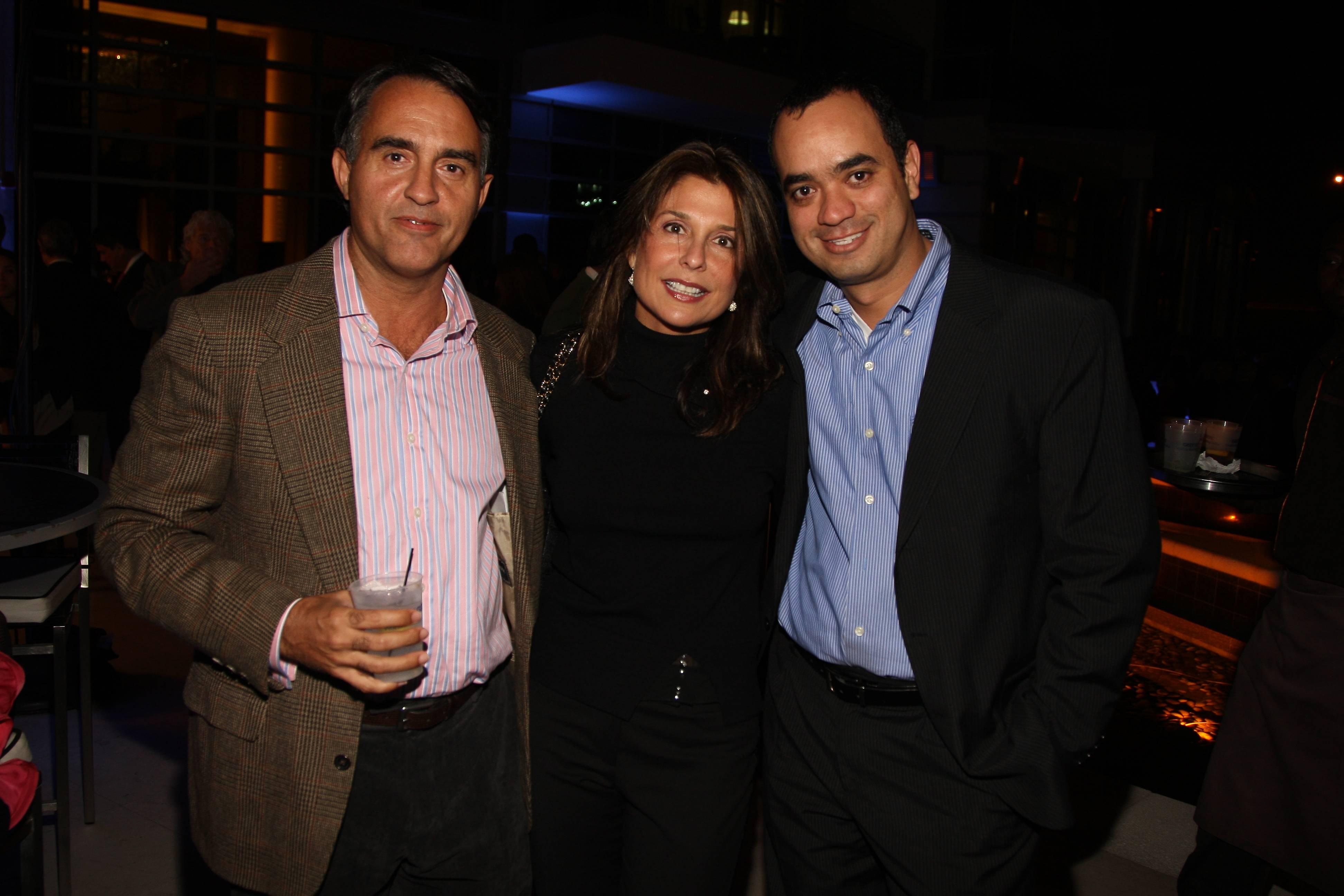 Javier Valle, Ingrid Grad, Robert Allegria