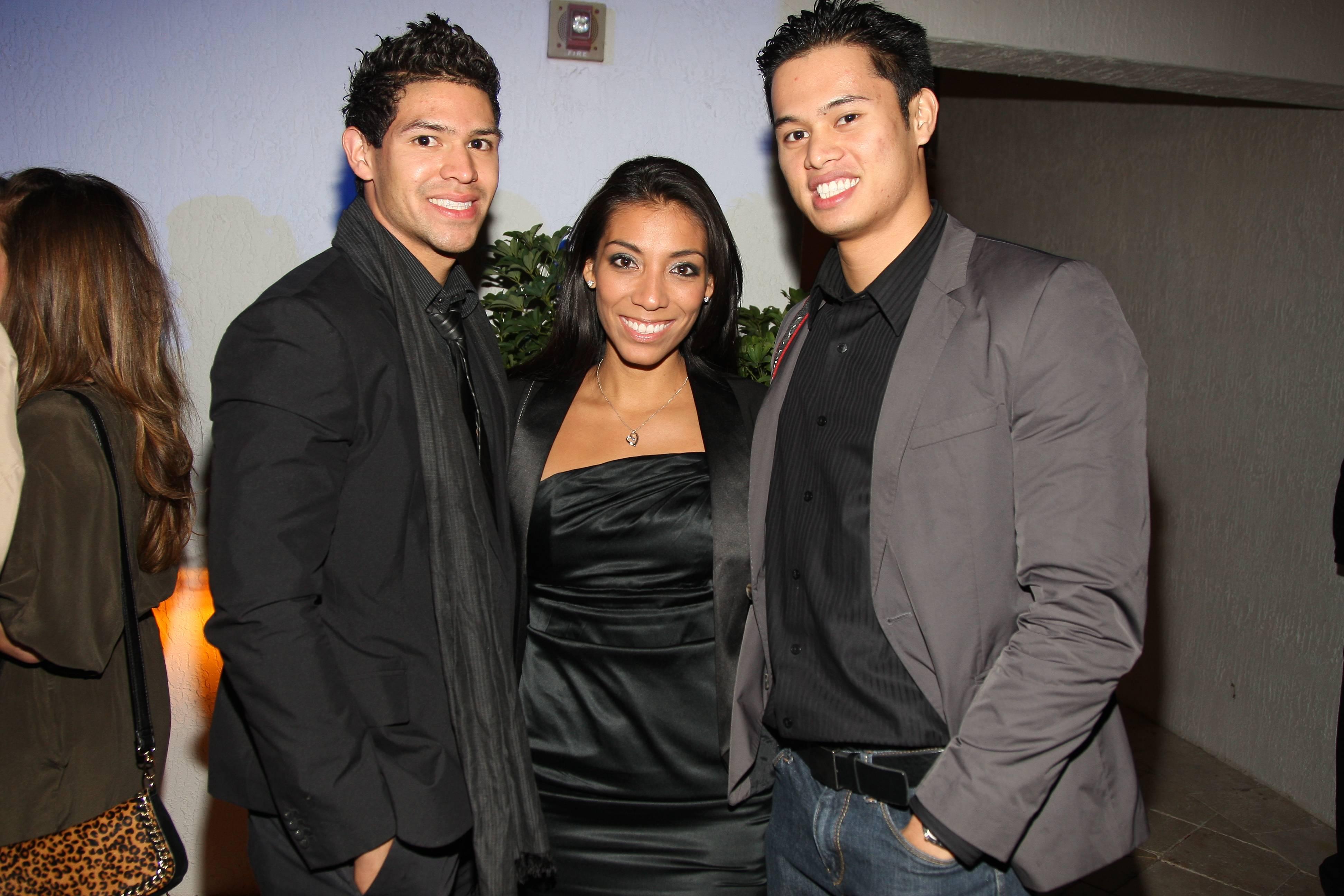 Jon Carlos Fredes, Valerie Roca, Mark Cuevas (1)