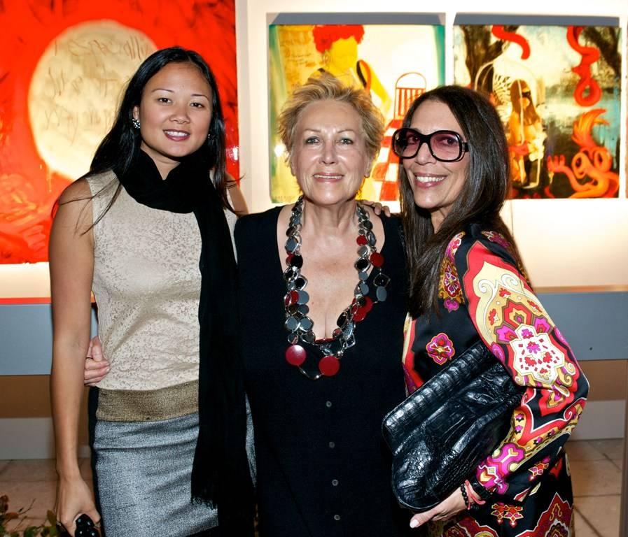 Masik Art Performance at Marquis Residences - Criselda Breene, Iran Issa-Khan & Sam Robin