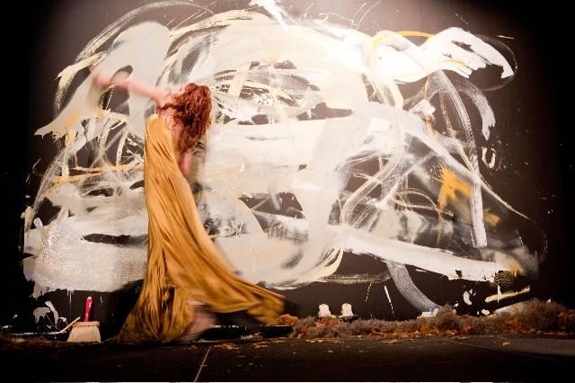 Masik Art Performance at Marquis Residences - Performance 5