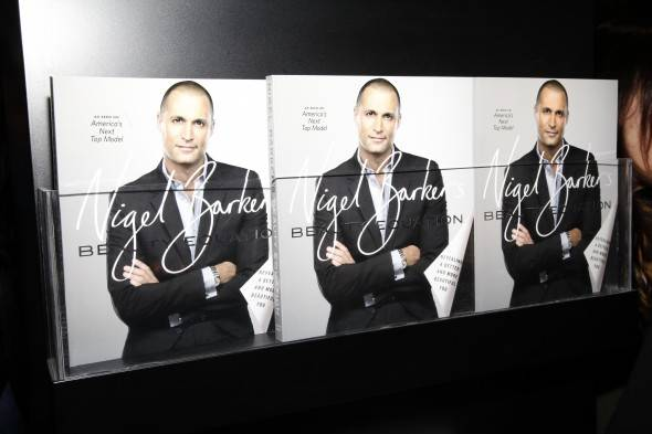 Nigel Barker's Beauty Equation