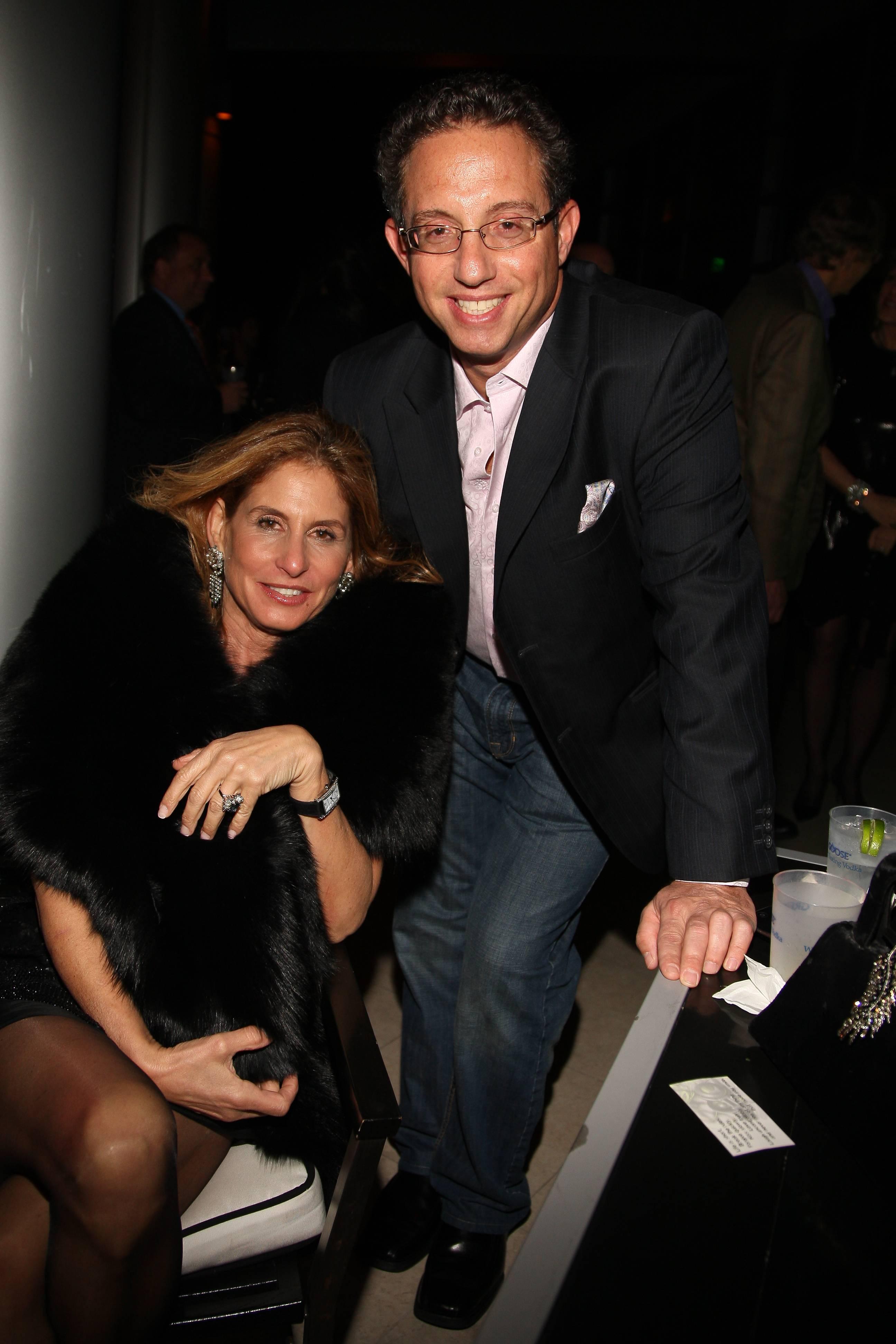 Patricia Cohen, Jay Rotenberg