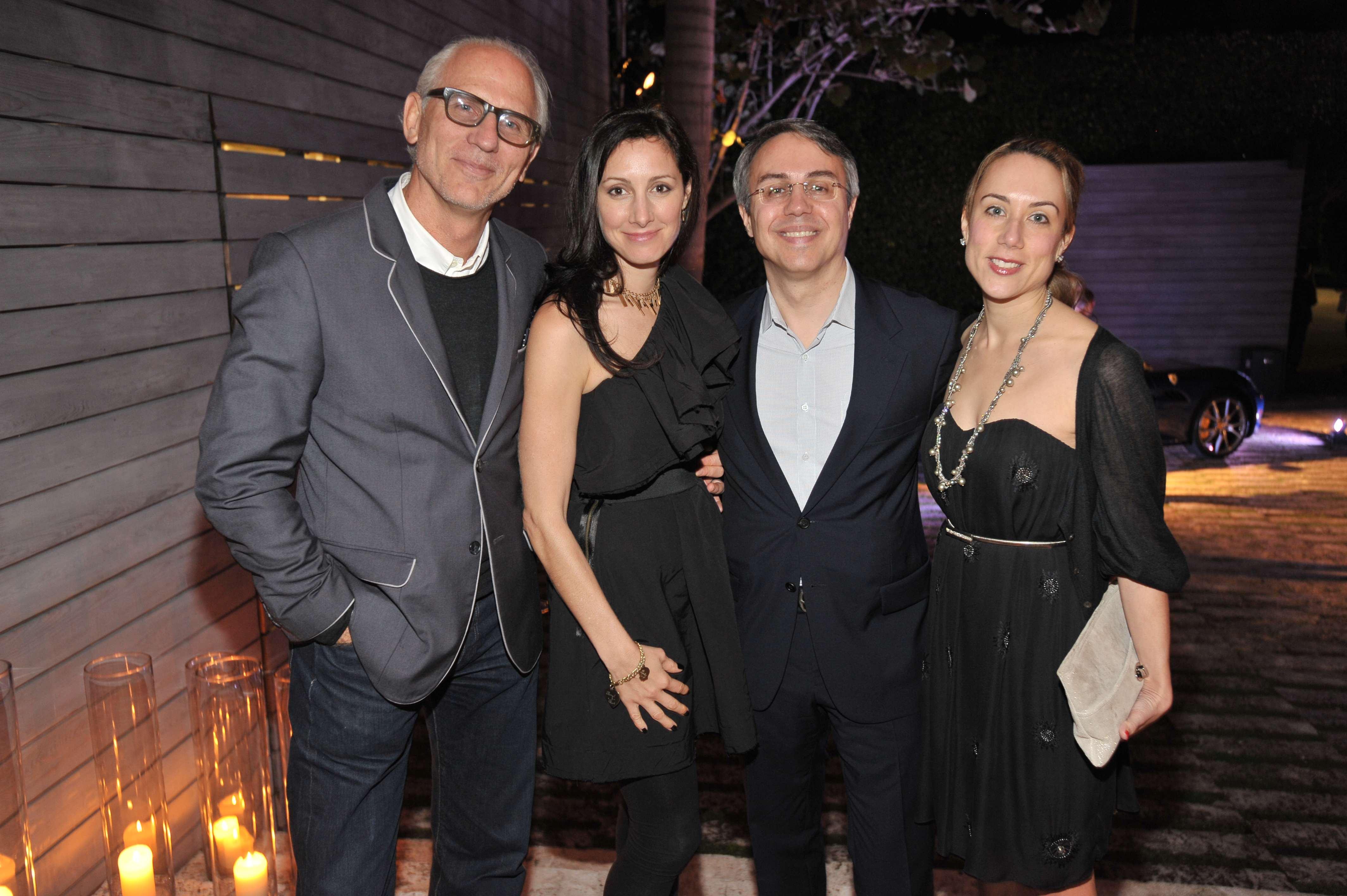 Richard Frazier & Laura Kirar & Stephan pepe & Sabrina Rodriguez1
