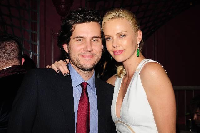 Scott Sartiano & Charlize