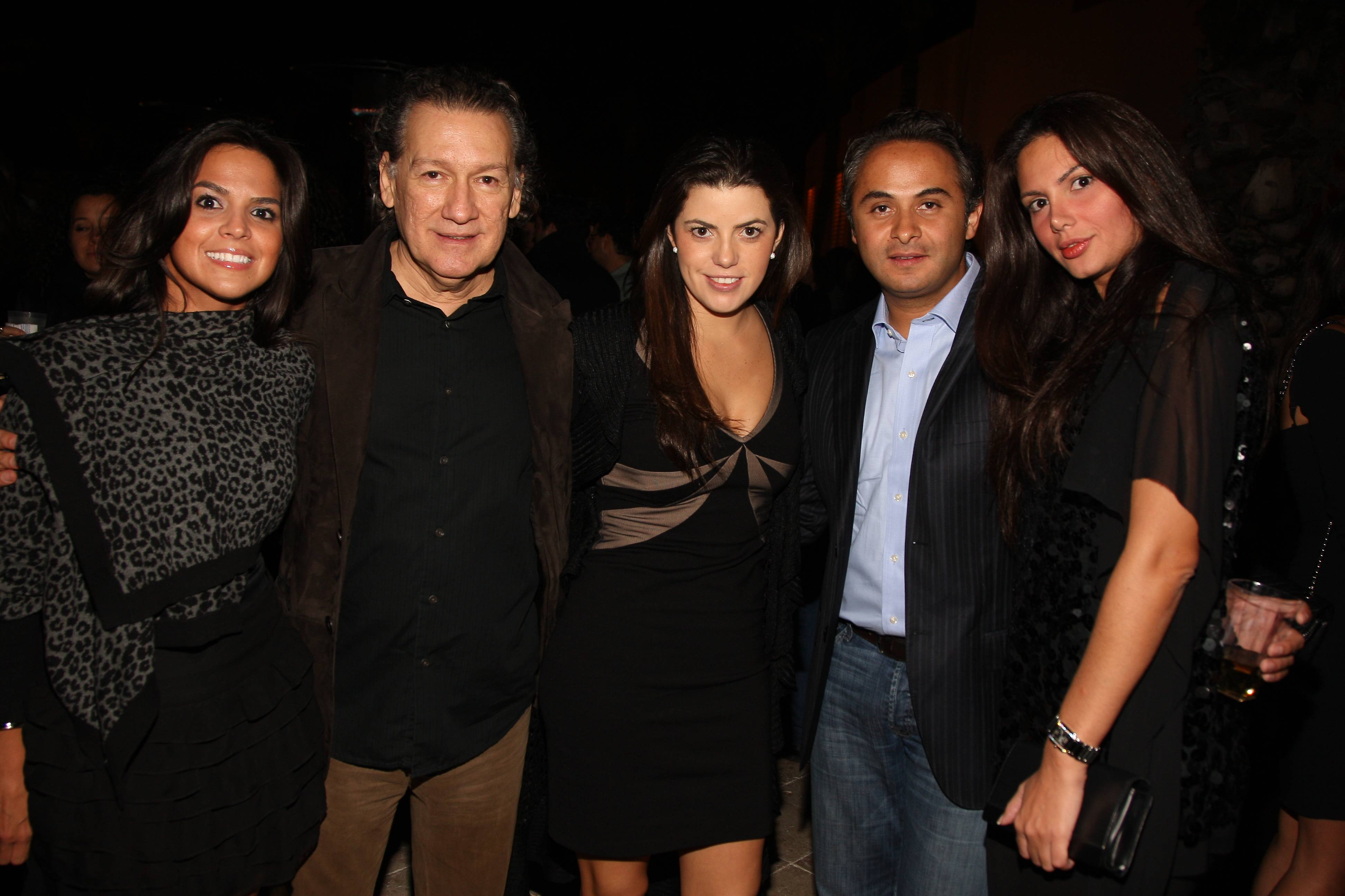 Sonia Guzman, Mario Telo, Ximena Penuela, Enrique Rubio, Barbara Romano