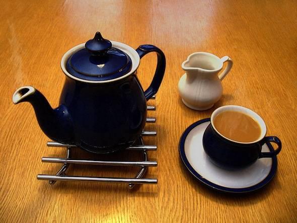 Tea-Setting