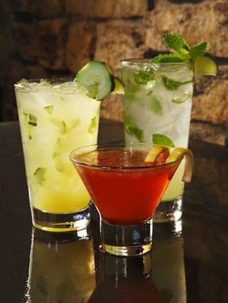 RA Sushi Skinny Cocktails