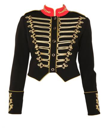 Alice by Temperley Cruise Game Jacket