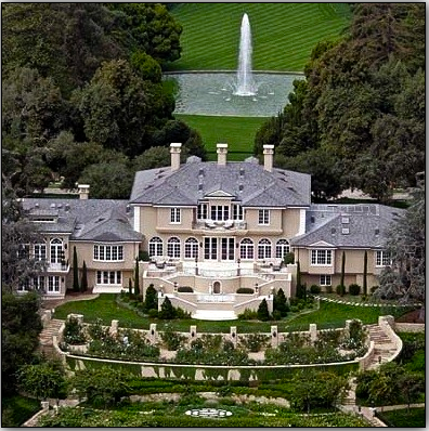 Oprah's Montecito Home