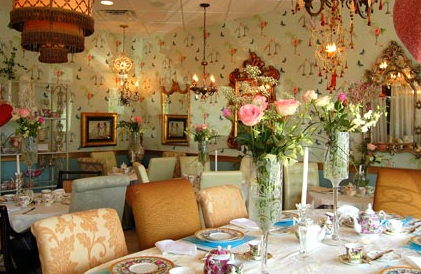 Tea And Crumpets The Top 5 Tea Parlors In Miami Haute