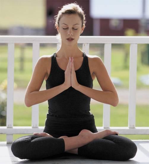 yoga bent