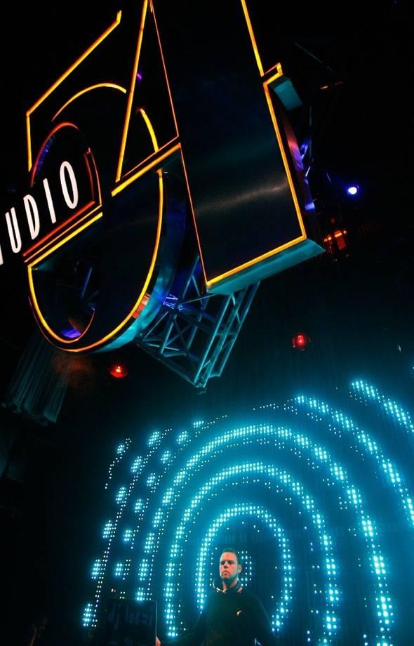 DJ Loczi's Electric Dream at Studio 54, Las Vegas, Dec. 31, 2010