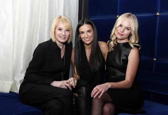 Ellen Barkin, Demi Moore, Kate Bosworth