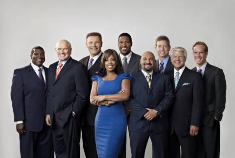 FOX Super Bowl XLV Broadcast Team