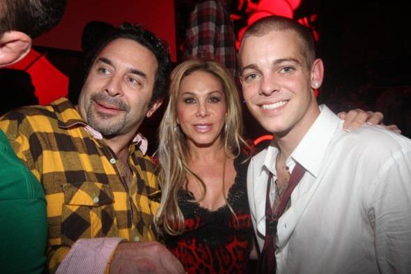 Paul Nassif, Adrienne Maloof and Ryan Sheckler_Credit Tracy Lee