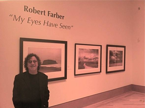 ROBERT FARBER AT FROST JAN 2011
