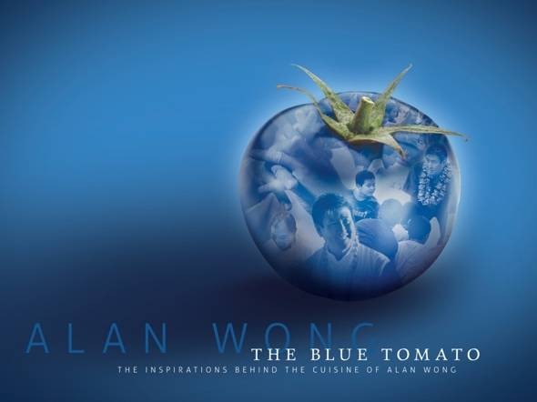 The Blue Tomato front cover