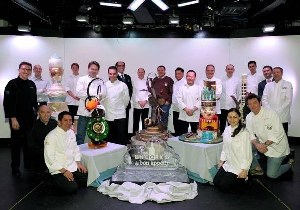 Vegas Uncork'd 2011 Chefs