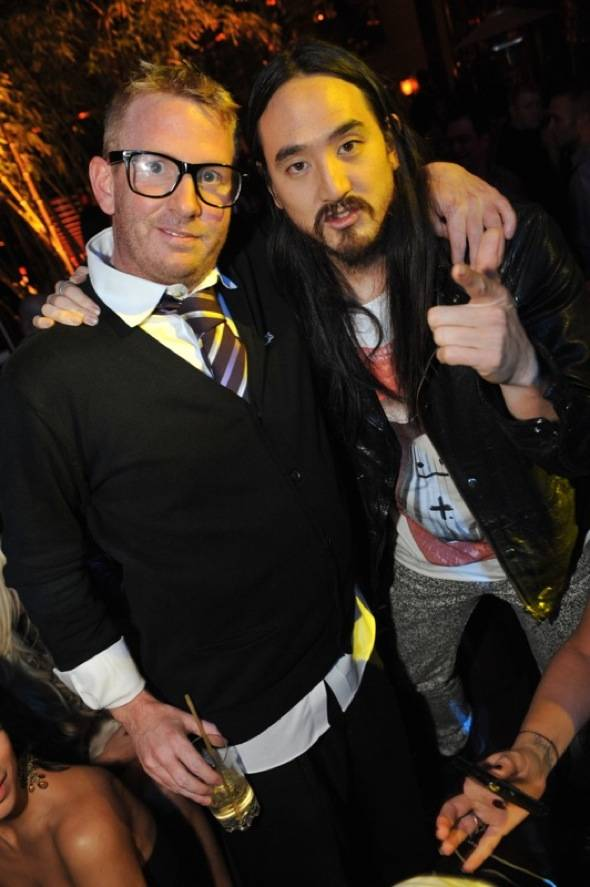 XS - Brad Roulier and Steve Aoki