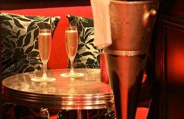 champers flute