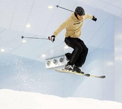 dubai-ski-mall of the emirates