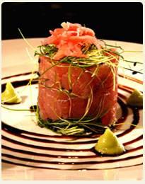 Tuna Tartar The Cellar