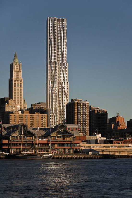 New York By Gehry  Luxury Living In The Tallest