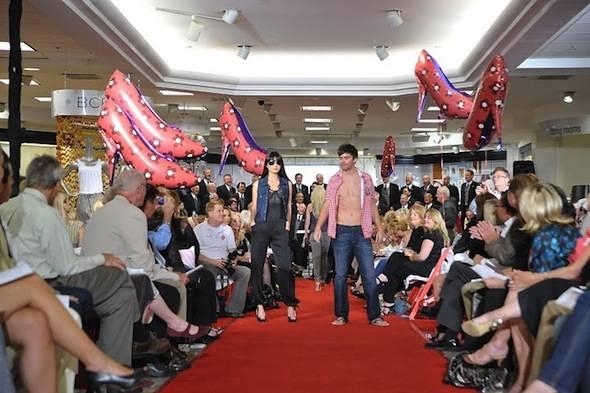 Friends of Dorothy Macy's Fashion Show
