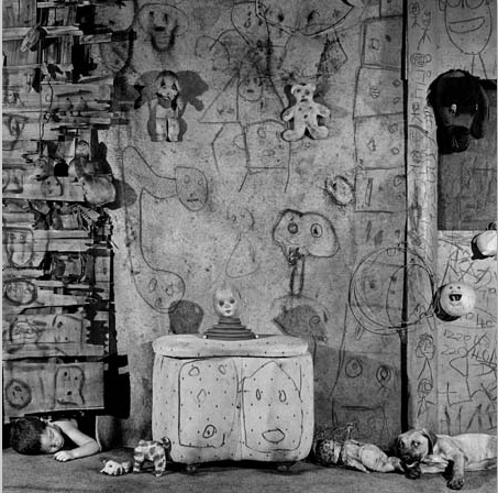 Boarding House (2008) by Roger Ballen