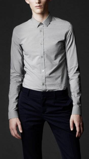 Burberry-Spring-Summer-2011-Mini-Collar-Fine-Stripe-Cotton-Shirt