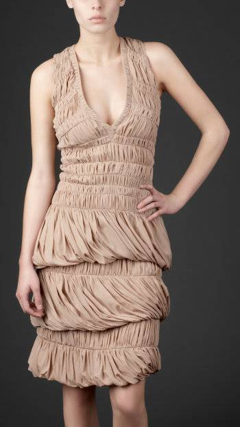 Burbery-Spring-Summer-2011-Silk-Georgette-Dress