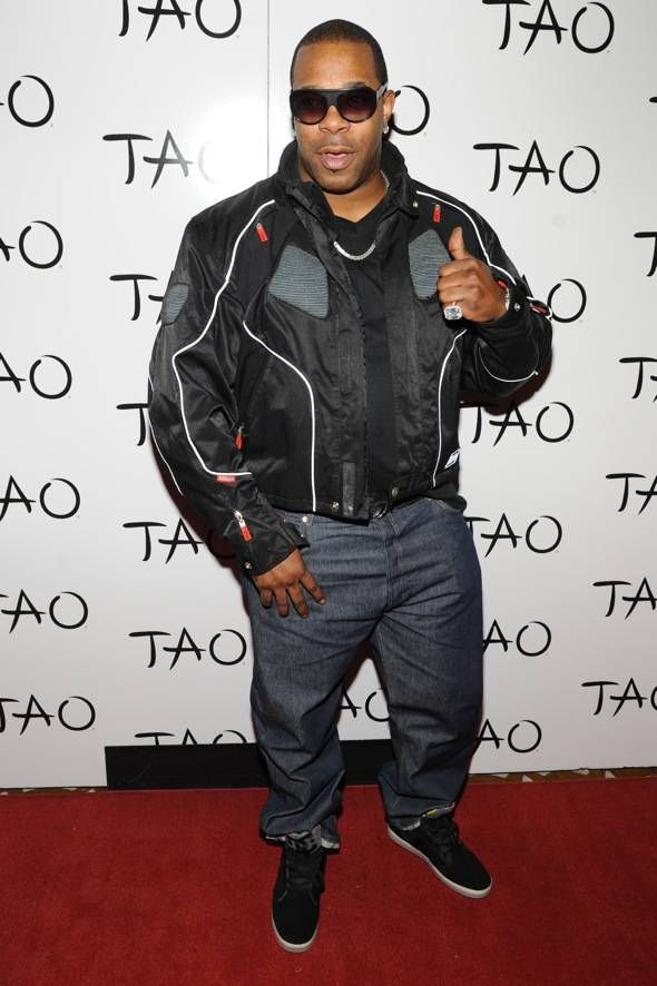 Busta Rhymes at TAO