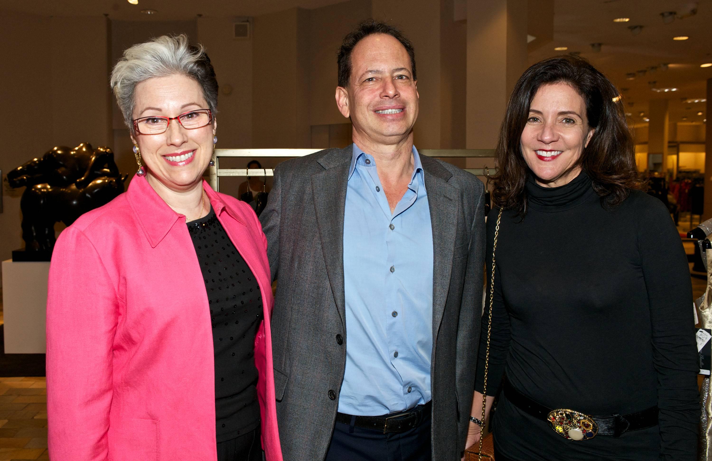 Caroline Streep, Steven Weinger, Linda Goldberg_1