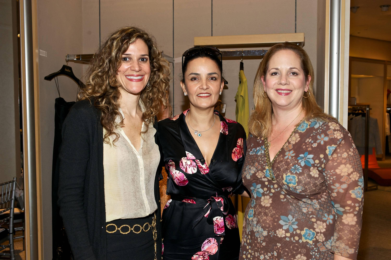 Carolyn Robinson, Susie Wahab, Maria Goodno
