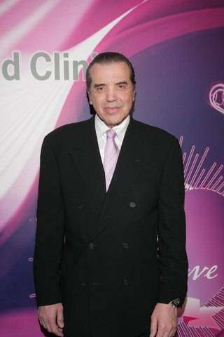Chazz Palminteri at Keep Memory Alive Power of Love Gala_2_26_11