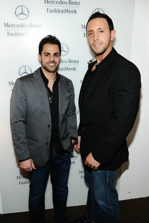 Justin Ferrara and Tom Poupis