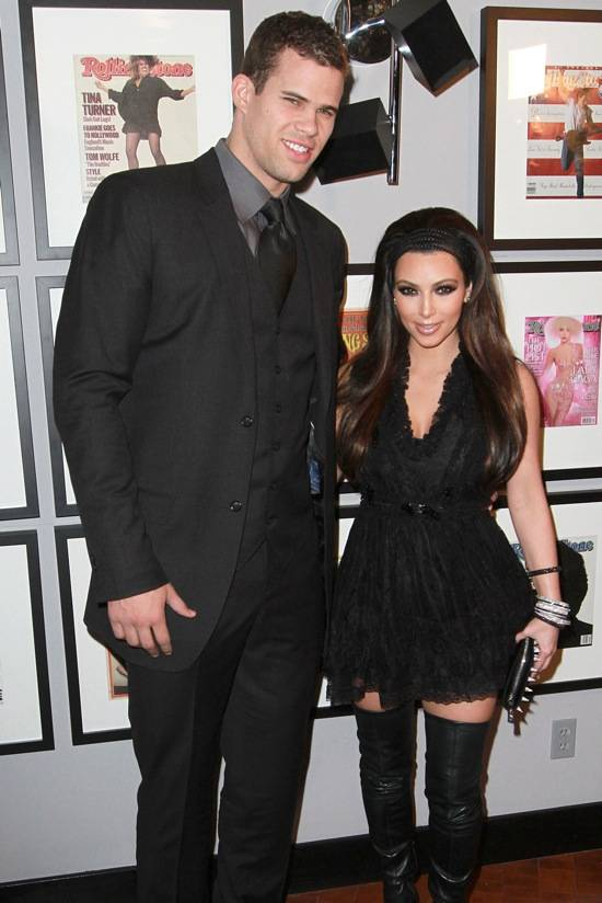 Kim Kardashian And Boyfriend Kris Humphries Kim Kardashian Kris Humphries
