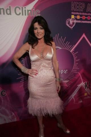 Lisa VanderPump of Housewives of Beverly Hills at Keep Memory Alive Power of Love Gala_2_26_11
