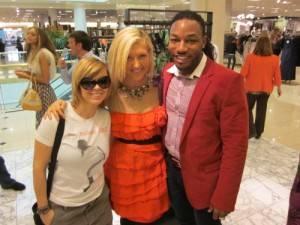 Style Concierge with Sauvage Director Victoria Matveeva & Maria Lankina